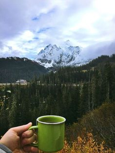 Cup of coffee, incredible view and the peace; What's more to ask for? #explore #outdoors #woods #philosophy #explore #outdoors #woods #earth #survival #naturegram #quoteoftheday #picnic #wilderness #wild #mountain #travel #walk #landscape #connect #camping #campfire #camp #hiking #hikingadventures #fire #nature #naturephotography #forest #snow #cabin