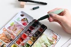 Watercolor Paintings, Inspiration, Art, Watercolors, Watercolor Painting, Biblical Inspiration, Art Background, Water Colors, Kunst