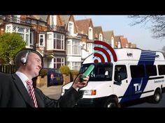 Imaginary BBC Detector Vans Now Scanning WiFi? - #NewWorldNextWeek