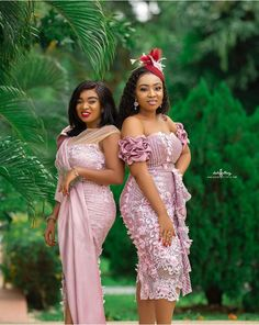 Asoebi Styles Beautiful And Exotic Asoebi Styles Trending Now Nigerian Lace Styles Dress, Lace Gown Styles, Short African Dresses, African Lace Styles, Latest African Fashion Dresses, African Print Fashion, Nigerian Dress, Ankara Dress Styles, Korean Fashion