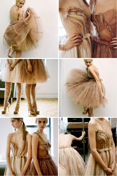 rodarte, something just about the color and the frothy-ness....