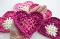 Heart Crochet Free Pattern