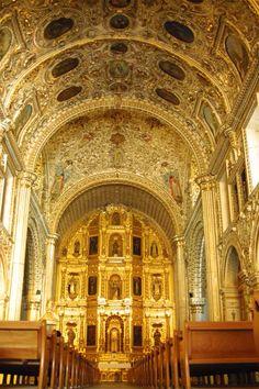 Santo Domingo, Oaxaca.
