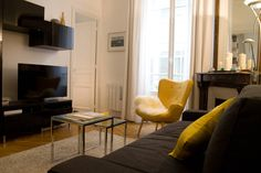 Cosy Central Paris Flat Beaubourg