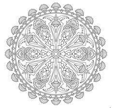 #ClippedOnIssuu from Mandalas Indianas - Livro para colorir antiestresse