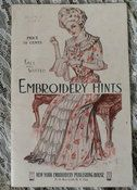 New York Embroidery Publishing House Catalog Fall Winter 1910