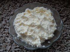 Šlehačkovo-pudinkový krém s mascarpone