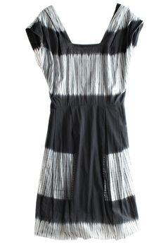 Tie Dye Dress.