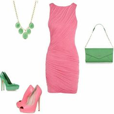 What Color Goes Good With Pink the pink and mint green compliment each other. the light colors go