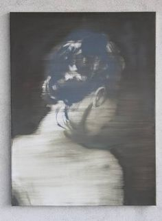 "Saatchi Art Artist János Huszti; Painting, ""Hide"" #art"