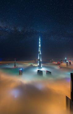 Dubai Galactica, United Arab Emirates - Emiratos Árabes Unidos - Émirats arabes unis