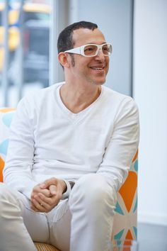 Where I Work: Karim Rashid - Design Milk