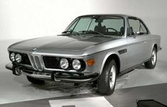 BMW 3.0 CSI - This is the collector car I would love to own