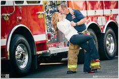 Megan + Ryan | Fire Station Engagement Session | 559 Photography Blog | Visalia Wedding Photographer | Wedding Photography in Visalia, Tulare, Fresno, Hanford, Lemoore. Ca.