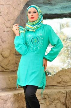 New hijab outfits by Miss venus | Just Trendy Girls