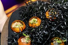 Halloween themed event hosted at The Grounds at Whoa! Studios  #corporateevent #event #business #corporate #auckland #venue #gothic #theme #newzealand #thegroundsnz #thegroundswhoastudios #halloween #eventlighting #catering #pumpkins
