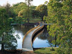 Steg in Kew Gardens, London - DETAIL inspiration