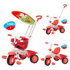 "Fisher Priceâ""¢ Tricycle 3 in 1 Classic - Red"