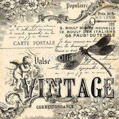 """Scarica il vettoriale Royalty Free """"Vintage collage background"""" creato da lynea al miglior prezzo su Fotolia . Sfoglia la nostra banca di immagini online per trovare il vettoriale perfetto per i tuoi progetti di marketing a prezzi imbattibili!"""