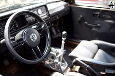 Oleg Mironenko Golf Mk2, Volkswagen Golf