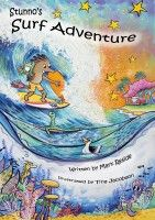Stunno's Surf Adventure, an ebook by Datakey Books at Smashwords