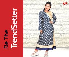 Be the trendsetter with thewomenwear.com Visit Us: www.thewomenwear.com #thewomenwear #kurtis #ethnicwear #designerwear #fashion