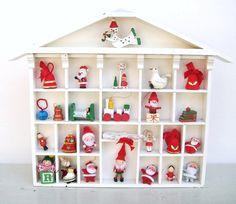 Christmas Display Shelf
