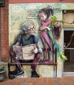 Street Art Utopia