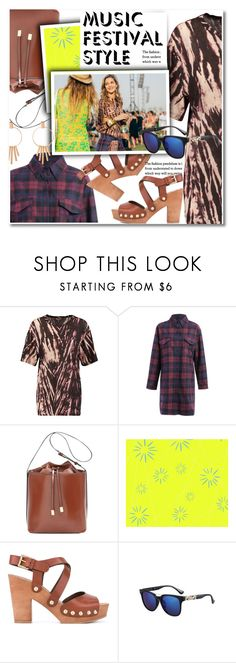 """""""Show Time: Best Festival Trend"""" by paculi ❤ liked on Polyvore featuring Roberto Cavalli, L'Autre Chose, Summer and festivalfashion"""