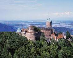 Le Haut Koenigsbourg - Alsace, France