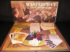 There have been many classic board games produced by Parker Brothers throughout the 1970s, but it could be argued that Masterpiece: Parker Brothers' Art Auction Game was not only the first of the decade, but also the best. Remembering the 70's.