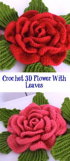 2779 Beste Afbeeldingen Van Bloemen Haken In 2019 Crochet Flowers