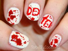 Dexter Nails can't wait for the new season!