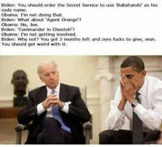 Why I am Going to Miss Joe Biden and Obama in Memes - Prank - Prank meme - - Who knew Biden was such a savage? The post Why I am Going to Miss Joe Biden and Obama in Memes appeared first on Gag Dad. Joe And Obama, Obama And Biden, Joe Biden, Funny Quotes, Funny Memes, Tumblr Funny, Funny Posts, I Laughed, Laughter
