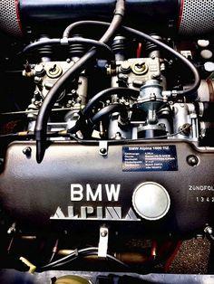 early BMW alpina
