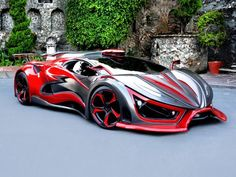 Inferno Hypercar 1400hp