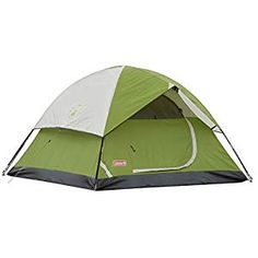 Coleman Sundome 6 6 Person Tent Camping Dome Structure High New 5 Person Tent, 4 Person Camping Tent, Best Tents For Camping, Cool Tents, Tent Camping, Camping Hacks, Outdoor Camping, Outdoor Gear, Camping Gear