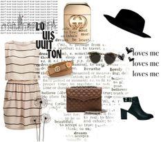 Un look boho con los básicos de toda la temporada! 1.- Perfume Guilty- Gucci http://fashion.linio.com.mx/a/guiltygucci