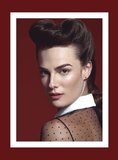 New Shape - Dia-a-Dia Revista New Shape, Editorial, Voluminous Hair, Middle Ages, Hair Trends, Fashion Editorials
