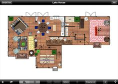 Free interior design software home design and floor plan tool home design diy interior floor layout space planning house decorating tool hd by mark on call on the app store malvernweather Choice Image