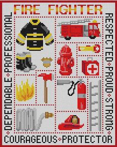 Fire Fighter - Occupation Pattern