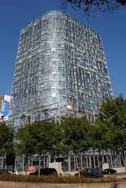 100 Eleventh Avenue situated in NY, one of most beautiful buildings designed by Jean Nouvel #jeanouvel #architect #architecture #architectureprojects #decofair