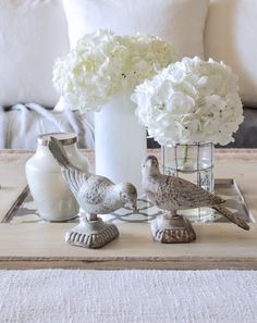 Spring Decor-Birds,