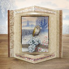 Winter Wildlife of Britain - Hunkydory | Hunkydory Crafts