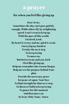 Sweet Tea and Hydrangeas Prayer Verses, Bible Prayers, Faith Prayer, God Prayer, Prayer Quotes, Bible Quotes, Keep The Faith Quotes, Change Quotes, Rough Day Quotes