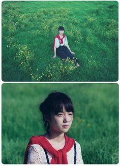 Aoi Miyazaki Girls In Love, Cute Girls, Fashion Artwork, Girl Inspiration, Japanese Models, Asia Girl, Mori Girl, Miyazaki, Kawaii Girl