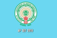 AP SET 2018 On July 1, Notification Schedule released at apset.net.in.Issue of Notification: Mar 18. Commencement of online applications: Mar 26. Last date for online applications: May 2. Paper 1 and Paper 2 exam on July 1st.Official websites:apset.net.in, andhrauniversity.edu.in.