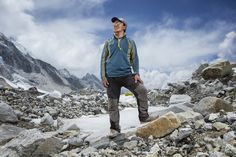 Portraits of Mount Everest trek guides by Steve Brown  Climbing Mount Everest is a once-in-a-lifetime experience for some but for others its just a regular job. Photographer Steve Brown shines the spotlight on the Nepalese people who work behind the scenes to get aspiring climbers to the summit of Mount Everest in the series The Business of Everest.  During a 3-week trek Brown captured the portraits of trekking guides porters Sherpas and icefall repairmen framing them against snowcapped…