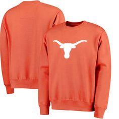 Texas Longhorns Silhouette Fleece Sweatshirt - Texas Orange - $31.99