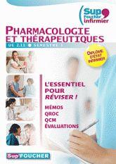 Pharmacologie et thérapeutiques. UE 2.11, semestre 3